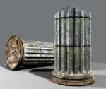 broken column 3