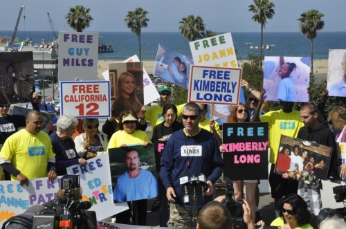 Innocencemarch.santa monica rally