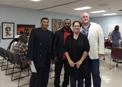 mcclendon event oip exonerees